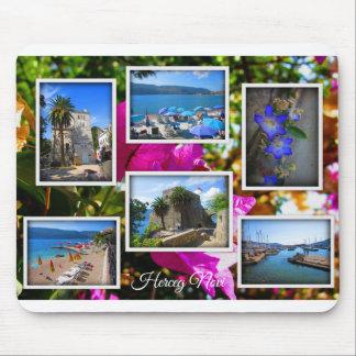 Montenegro Travel Collection - Herceg Novi Mouse Pad
