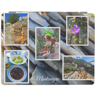 Montenegro Travel Collection iPad Smart Cover