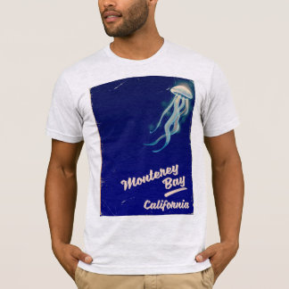 Monterey Bay California Jelly vintage travel T-Shirt