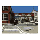 Monterey Bay Cannery Row Painting Postcard