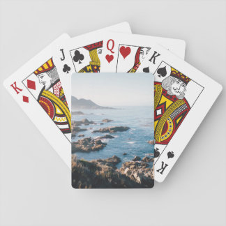 Monterey bay playing cards