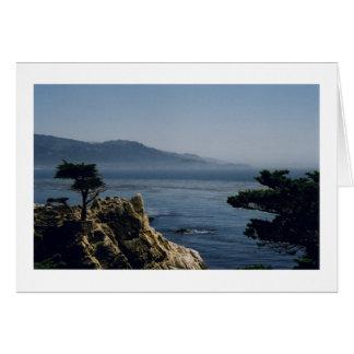 Monterey, California Card