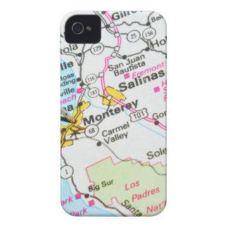 Monterey, California iPhone 4 Cover