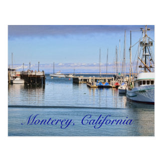 Monterey, California Postcard