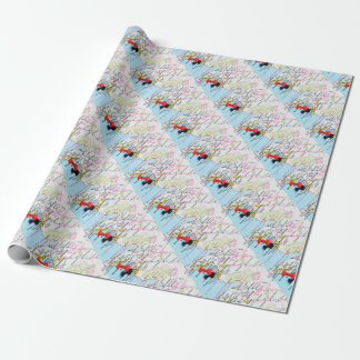 Monterey, California Wrapping Paper