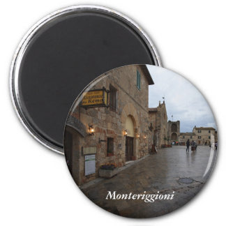 Monteriggioni Magnet