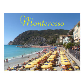 Monterossa postcards