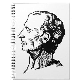 Montesquieu Notebook