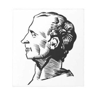 Montesquieu Notepad