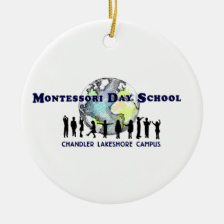 Montessori Day School Chandler Lakeshore Ornament