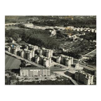 Montessuy, Rhone Postcard