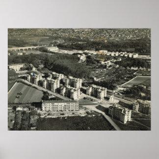 Montessuy, Rhone Poster
