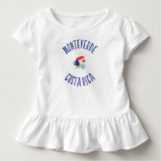 Monteverde Toucan Kids Costa Rica Beach Souvenir Toddler T-Shirt