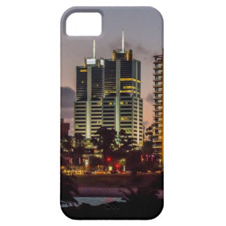Montevideo Cityscape Scene at Twilight Case For The iPhone 5