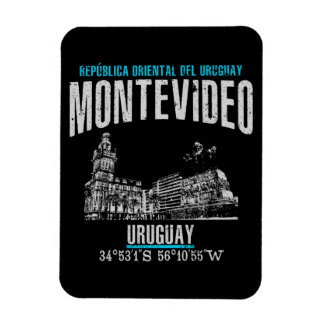 Montevideo Magnet