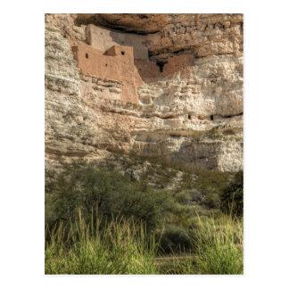 Montezuma Castle National Monument, Arizona Postcard