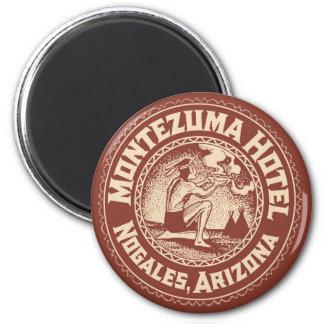 Montezuma Hotel Nogales Arizona Magnet