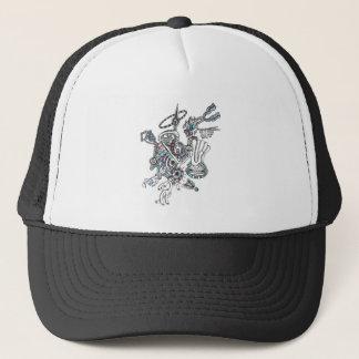Montezuma's Revenge Trucker Hat