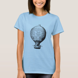 Montgolfier Vintage Hot Air Balloon T-Shirt