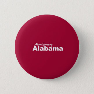Montgomery, Alabama Button