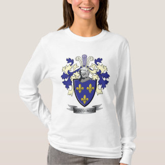 Montgomery Family Crest Coat of Arms T-Shirt