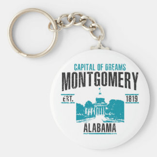 Montgomery Key Ring