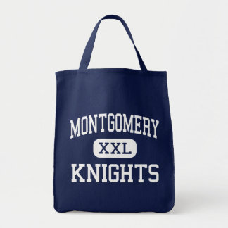 Montgomery - Knights - Catholic - Montgomery Grocery Tote Bag