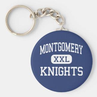 Montgomery - Knights - Catholic - Montgomery Key Chains