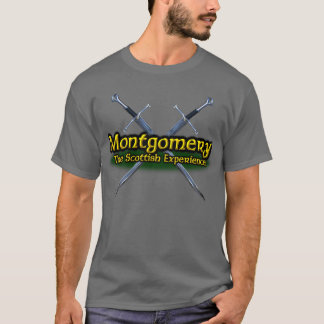 Montgomery The Scottish Experience Clan T-Shirt
