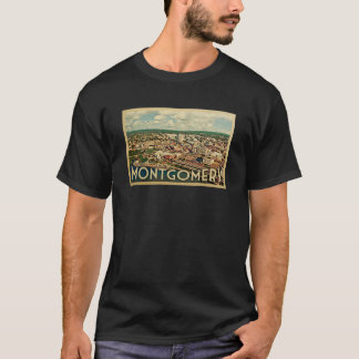 Montgomery Vintage Travel T-shirt