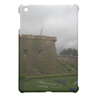 Montjuic Castle, Barcelona iPad Mini Cover