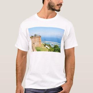 Montjuic castle, Barcelona T-Shirt