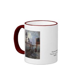 Montmartre by Vincent van Gogh Coffee Mug