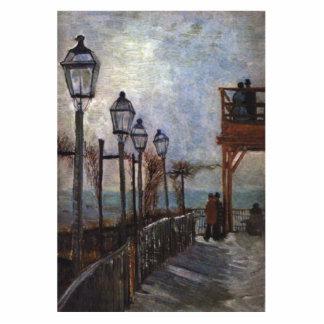 Montmartre by Vincent van Gogh Photo Sculptures