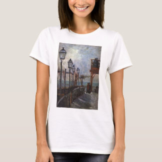 Montmartre by Vincent van Gogh T-Shirt