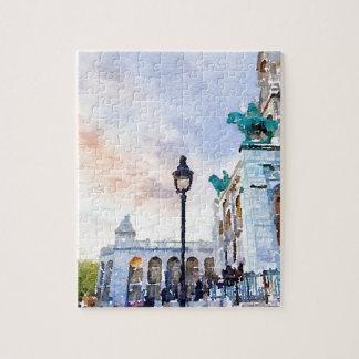 Montmartre Jigsaw Puzzle