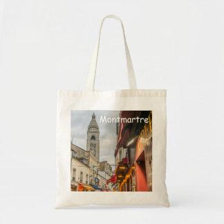 Montmartre, Paris tote bag