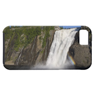 Montmorency Falls near Quebec City. iPhone 5 Case
