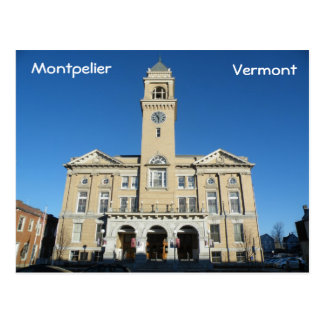 Montpelier Postcard