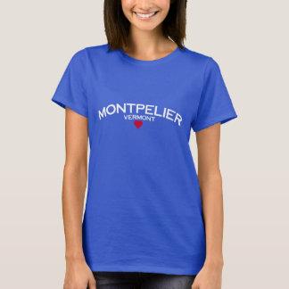 MONTPELIER VERMONT LOVE GRAPHIC TEE