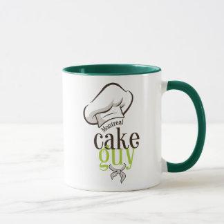 Montreal Cake Guy Coffee Mug
