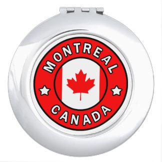 Montreal Canada Makeup Mirror