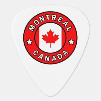 Montreal Canada Plectrum