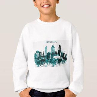 Montreal City Skyline Sweatshirt