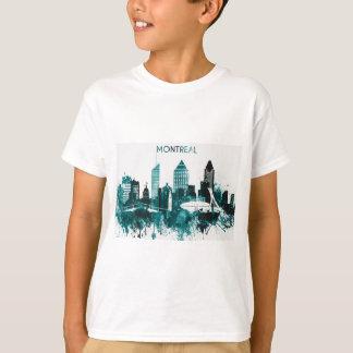 Montreal City Skyline T-Shirt
