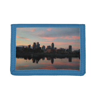 Montreal City Trifold Wallet