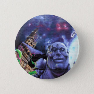 Montreal Graffiti Backpack Button