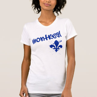 Montreal Graffiti T-Shirt