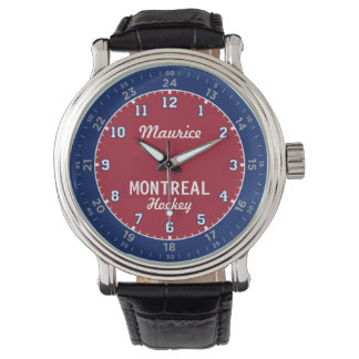 Montreal Hockey 24 Hour Watch