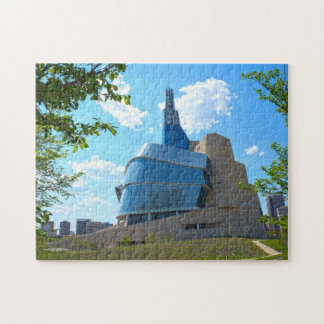 Montreal Museum. Jigsaw Puzzle